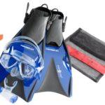 Aqua Lung ABC Tauchset La Costa Proflex Pro 44-47 - 1